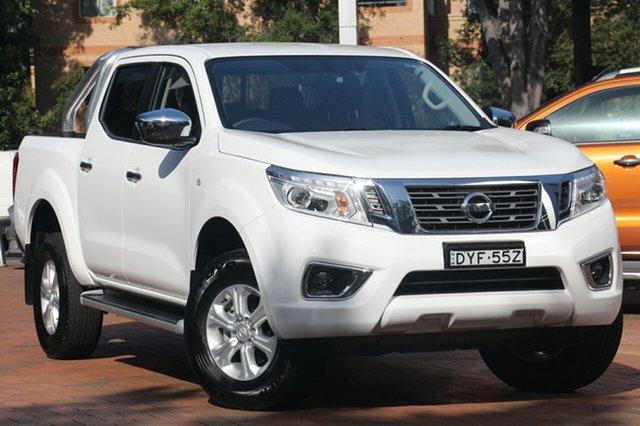 Used Nissan Navara D23 S3 ST, 2018 Nissan Navara D23 S3 ST Polar White 7 Speed Sports Automatic Utility