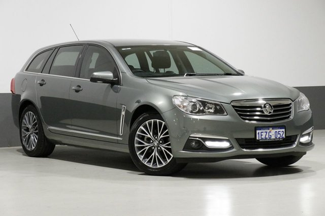Used Holden Calais VF II , 2015 Holden Calais VF II Prussian Steel 6 Speed Automatic Sportswagon