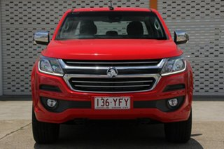 2018 Holden Colorado RG MY18 LTZ Pickup Crew Cab Red/Black 6 Speed Sports Automatic Utility