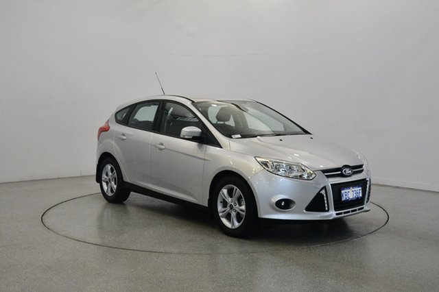 Used Ford Focus LW MKII Trend, 2013 Ford Focus LW MKII Trend Silver 5 Speed Manual Hatchback