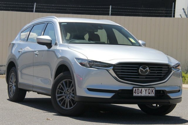 Demo Mazda CX-8 KG4W2A Sport SKYACTIV-Drive i-ACTIV AWD, CX-8 A 6AUTO SPORT DIESEL AWD
