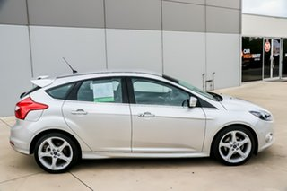 2012 Ford Focus LW MkII Titanium PwrShift Ingot Silver 6 Speed Sports Automatic Dual Clutch