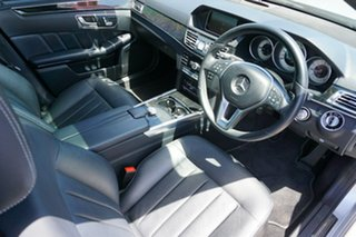 2013 Mercedes-Benz E250 CDI W212 MY12 BlueEFFICIENCY 7G-Tronic + Avantgarde Silver 7 Speed