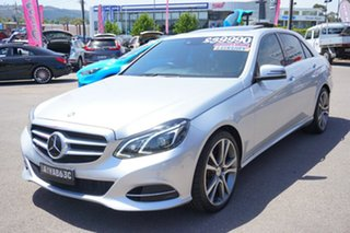 2013 Mercedes-Benz E250 CDI W212 MY12 BlueEFFICIENCY 7G-Tronic + Avantgarde Silver 7 Speed.
