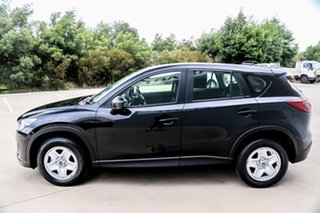 2013 Mazda CX-5 KE1071 MY13 Maxx SKYACTIV-Drive Black 6 Speed Sports Automatic Wagon