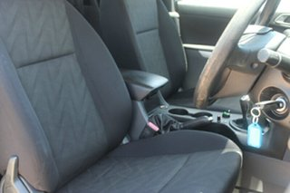 2013 Mazda BT-50 UP0YF1 XT Freestyle 4x2 Hi-Rider Titanium Grey 6 Speed Manual Cab Chassis