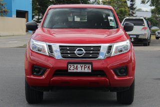 2018 Nissan Navara D23 S3 SL Burning Red 6 Speed Manual Utility