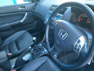 2003 Honda Accord Euro CL Luxury Metallic Grey 6 Speed Manual Sedan