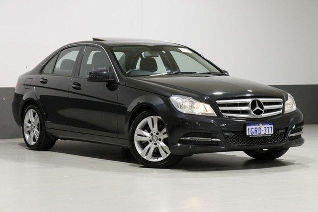 Used Mercedes-Benz C200 W204 MY14 Avantgarde, 2013 Mercedes-Benz C200 W204 MY14 Avantgarde Grey 7 Speed Automatic G-Tronic Sedan