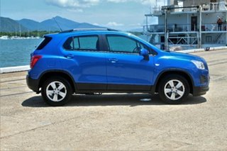 2016 Holden Trax TJ MY16 LS Boracay Blue 6 Speed Automatic Wagon