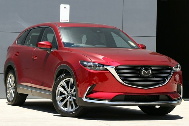 New Mazda CX-9 TC GT SKYACTIV-Drive, 2018 Mazda CX-9 TC GT SKYACTIV-Drive Soul Red Crystal 6 Speed Sports Automatic Wagon