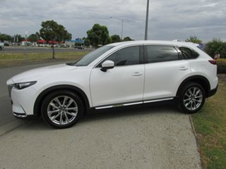 2016 Mazda CX-9 TC GT SKYACTIV-Drive i-ACTIV AWD White 6 Speed Sports Automatic Wagon
