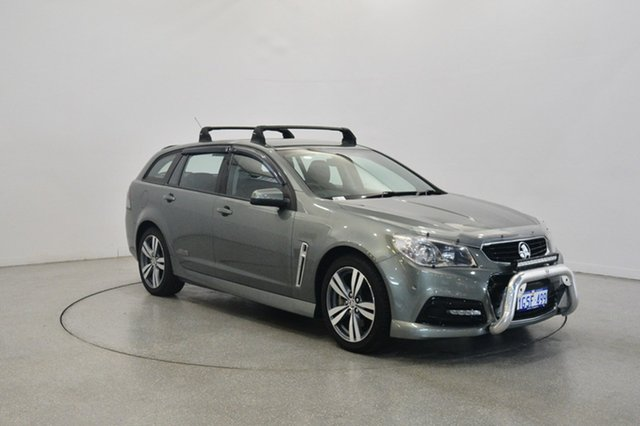 Used Holden Commodore VF MY15 SS Sportwagon, 2015 Holden Commodore VF MY15 SS Sportwagon Grey 6 Speed Sports Automatic Wagon