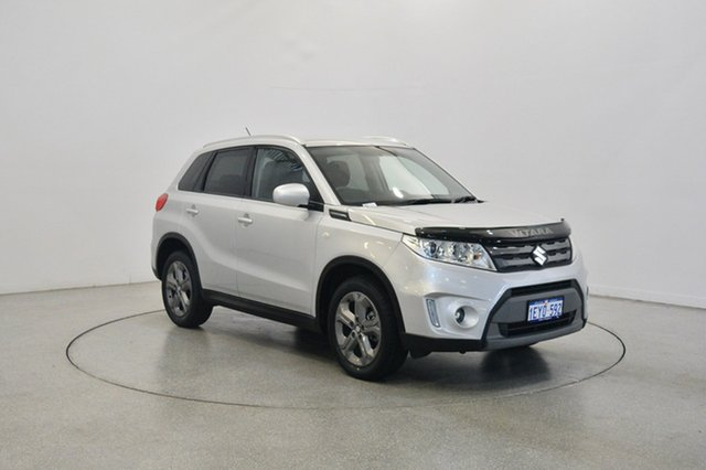 Used Suzuki Vitara LY RT-S 2WD, 2015 Suzuki Vitara LY RT-S 2WD Silver 6 Speed Sports Automatic Wagon
