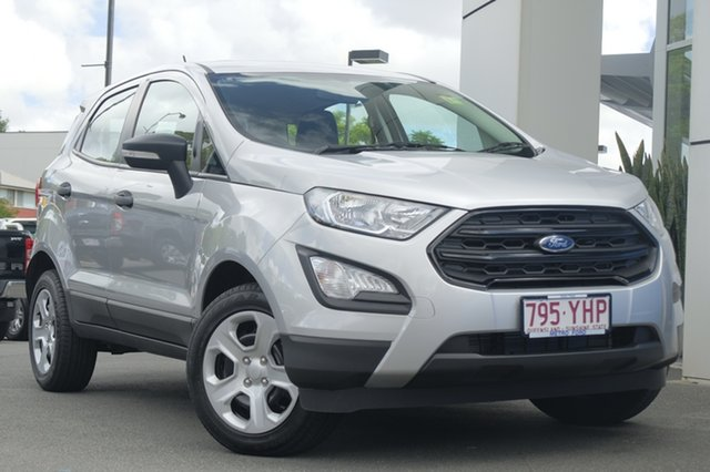 Demo Ford Ecosport BL Ambiente, 2018 Ford Ecosport BL Ambiente Moondust Silver 6 Speed Automatic Wagon
