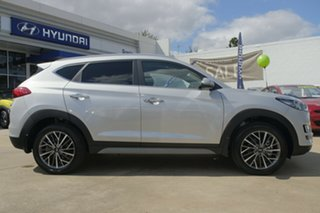 2018 Hyundai Tucson TL3 MY19 Elite 2WD Platinum Silver 6 Speed Automatic Wagon