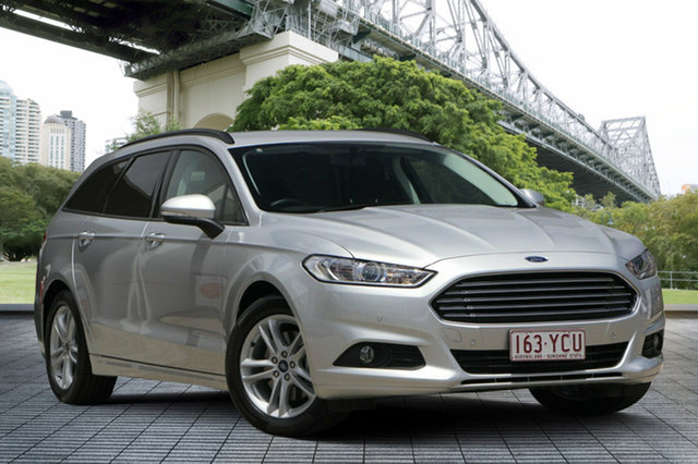 Used Ford Mondeo MD 2018.25MY Ambiente PwrShift, 2018 Ford Mondeo MD 2018.25MY Ambiente PwrShift Silver 6 Speed Sports Automatic Dual Clutch Wagon