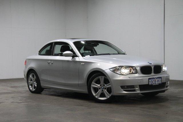 Used BMW 125i E82 , 2009 BMW 125i E82 Silver 6 Speed Automatic Coupe