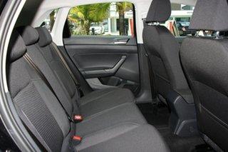 2018 Volkswagen Polo AW MY18 85TSI Comfortline Black 6 Speed Manual Hatchback