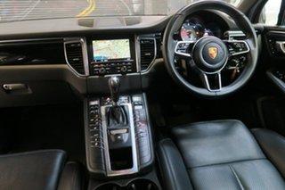 2015 Porsche Macan 95B MY16 S PDK AWD Diesel Black 7 Speed Sports Automatic Dual Clutch Wagon.