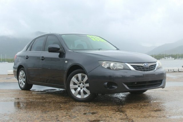 Used Subaru Impreza G3 MY09 R AWD, 2008 Subaru Impreza G3 MY09 R AWD Grey 4 Speed Sports Automatic Sedan