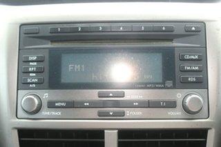2008 Subaru Impreza G3 MY09 R AWD Grey 4 Speed Sports Automatic Sedan