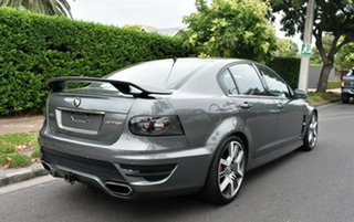2011 Holden Special Vehicles GTS E Series 3 Grey 6 Speed Sports Automatic Sedan.