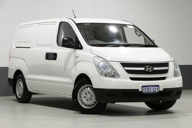 Used Hyundai iLOAD TQ MY13 , 2012 Hyundai iLOAD TQ MY13 White 5 Speed Automatic Van