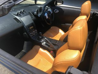 2003 Nissan 350Z MY04 6 spd Manual Black 6 Speed Manual Roadster
