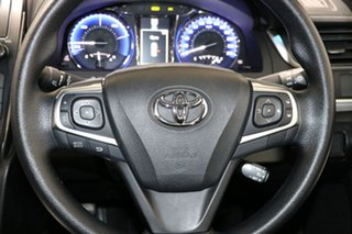 2017 Toyota Camry AVV50R MY16 Altise Hybrid Silver Continuous Variable Sedan