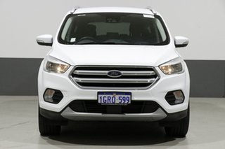 2018 Ford Escape ZG MY18 Trend (AWD) White 6 Speed Automatic Wagon.