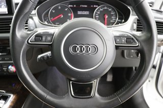 2015 Audi A7 4G MY15 Sportback 3.0 TDI Quattro White 7 Speed Auto Direct Shift Hatchback