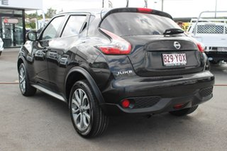 2016 Nissan Juke F15 Series 2 ST X-tronic 2WD Black 1 Speed Constant Variable Hatchback
