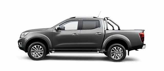 New Nissan Navara D23 S3 ST-X, 2018 Nissan Navara D23 S3 ST-X Slate Grey 7 Speed Sports Automatic Utility
