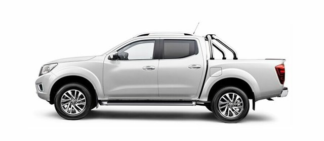 New Nissan Navara D23 S3 ST-X, 2018 Nissan Navara D23 S3 ST-X White Diamond 7 Speed Sports Automatic Utility