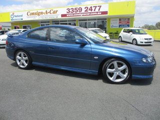 2002 Holden Monaro V2 CV8 Delft 4 Speed Automatic Coupe