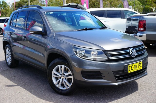 Used Volkswagen Tiguan 5N MY12.5 118TSI 2WD, 2012 Volkswagen Tiguan 5N MY12.5 118TSI 2WD Grey 6 Speed Manual Wagon