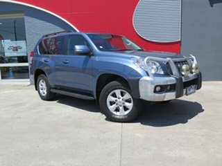 2013 Toyota Landcruiser Prado KDJ150R GXL Blue 5 Speed Sports Automatic Wagon.