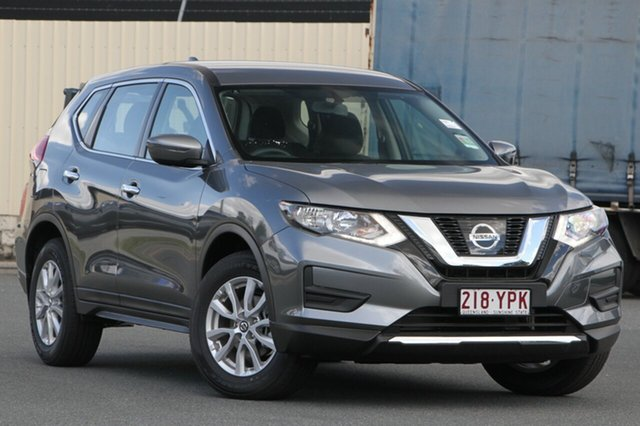 Demo Nissan X-Trail T32 Series II ST X-tronic 4WD, 2018 Nissan X-Trail T32 Series II ST X-tronic 4WD Gun Metallic 7 Speed Constant Variable Wagon