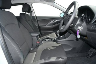 2018 Hyundai i30 PD MY18 Active Polar White 6 Speed Manual Hatchback