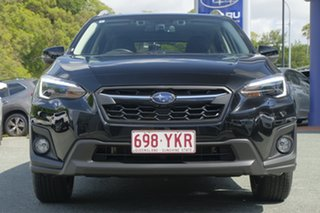 2018 Subaru XV G5X MY18 2.0i-S Lineartronic AWD Crystal Black 7 Speed Constant Variable Wagon