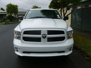 2019 Ram 1500 MY18 Express (4x4) W/Ramboxes Bright White 8 Speed Auto Dual Clutch Coach.