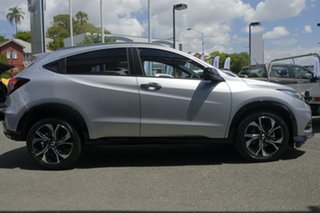 2018 Honda HR-V MY18 RS Lunar Silver 1 Speed Constant Variable Hatchback.