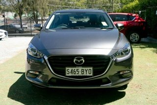 2018 Mazda 3 BN5478 Neo SKYACTIV-Drive Sport Machine Grey 6 Speed Sports Automatic Hatchback.