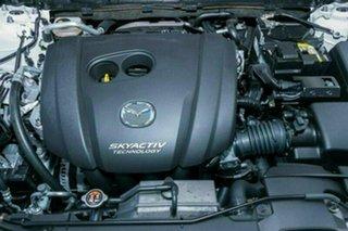 2018 Mazda 6 GL1032 Sport SKYACTIV-Drive White Pearl 6 Speed Sports Automatic Sedan