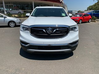 2019 Holden Acadia AC MY19 LT 2WD Summit White 9 Speed Sports Automatic Wagon.