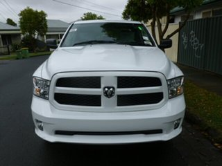 2019 Ram 1500 MY18 Express (4x4) W/Ramboxes Bright White 8 Speed Auto Dual Clutch Coach