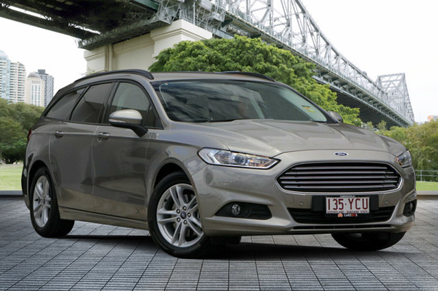 Used Ford Mondeo MD 2018.25MY Ambiente PwrShift, 2018 Ford Mondeo MD 2018.25MY Ambiente PwrShift Gold 6 Speed Sports Automatic Dual Clutch Wagon