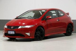 2010 Honda Civic 30 MY09 Type R Red 6 Speed Manual Hatchback.