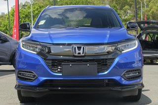 2018 Honda HR-V MY18 RS Brilliant Sporty Blue 1 Speed Constant Variable Hatchback